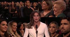 //Caitlyn Jenner ESPY Speech Kylie Kendall Brody Brandon Jenner Kim Khloe Kourtney Kardashian pp