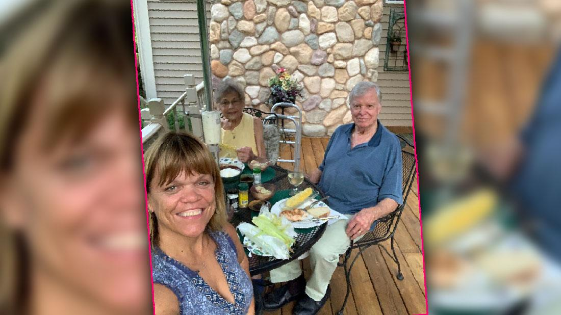 Amy Roloff Says Mom's Body Is Weak Amid Health Crisis