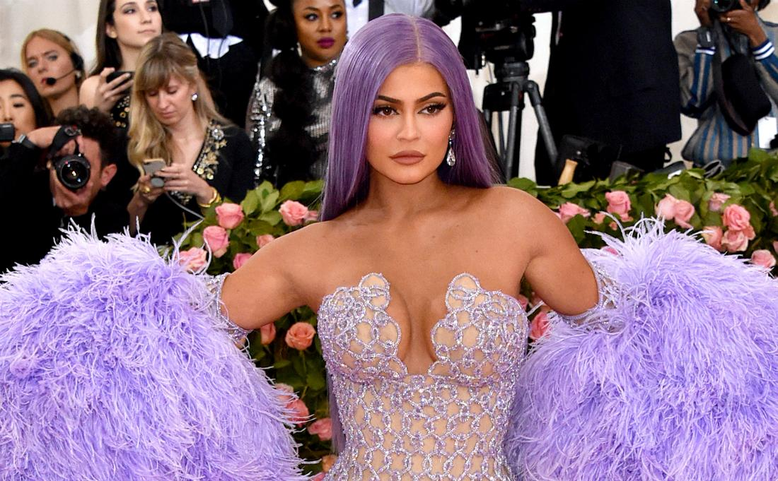 Kylie Jenner attended The 2019 Met Gala Celebrating Camp: Notes on Fashion at Metropolitan Museum of Art on May 06, 2019 in New York City