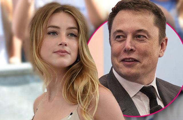 //amber heard johnny depp divorce elon musk tesla pp
