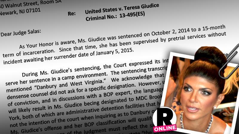 //teresa giudice begs judges send prison camp new york city pp sl