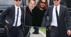 Brad Pitt Chris Cornell Funeral Suicide Death