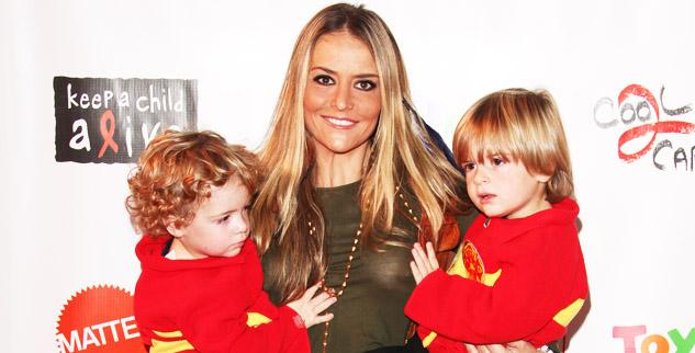 Brooke Mueller Back On Track To Regain Custody Of Twins