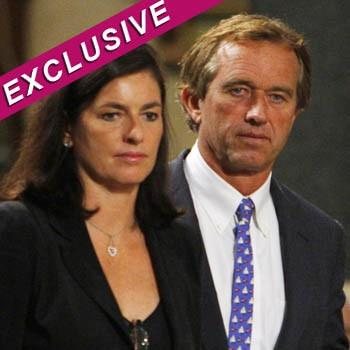 //robert kennedy jr wife commits suicide getty_