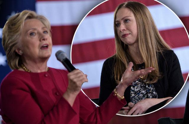 //hillary clinton chelsea clinton email scandal staffer slams daughter back stabber  pp