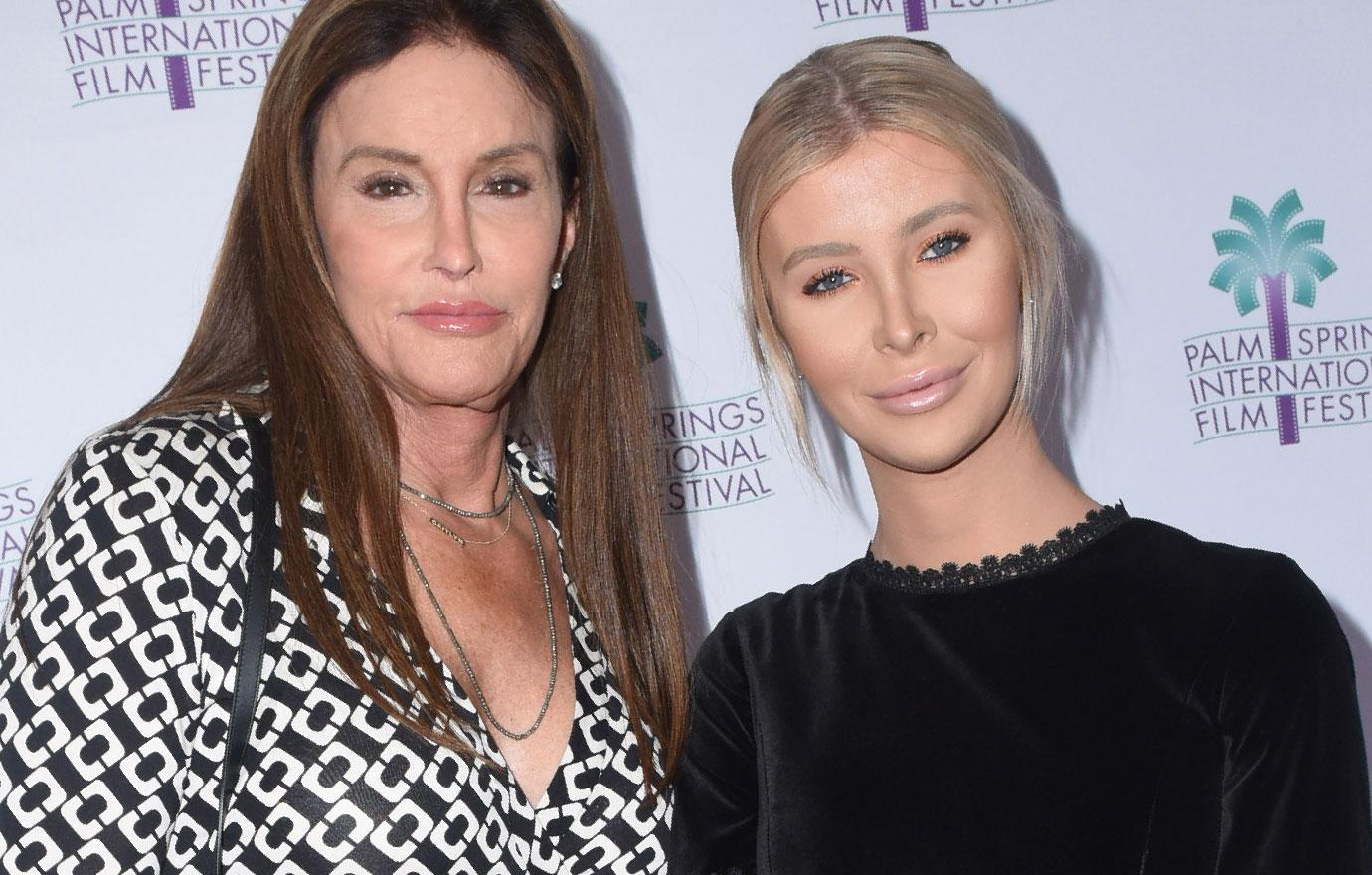 Caitlyn Jenner And Sophia Attend Film Festival Amid Big Brother Talk