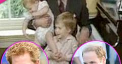 //prince harry prince william kids splash