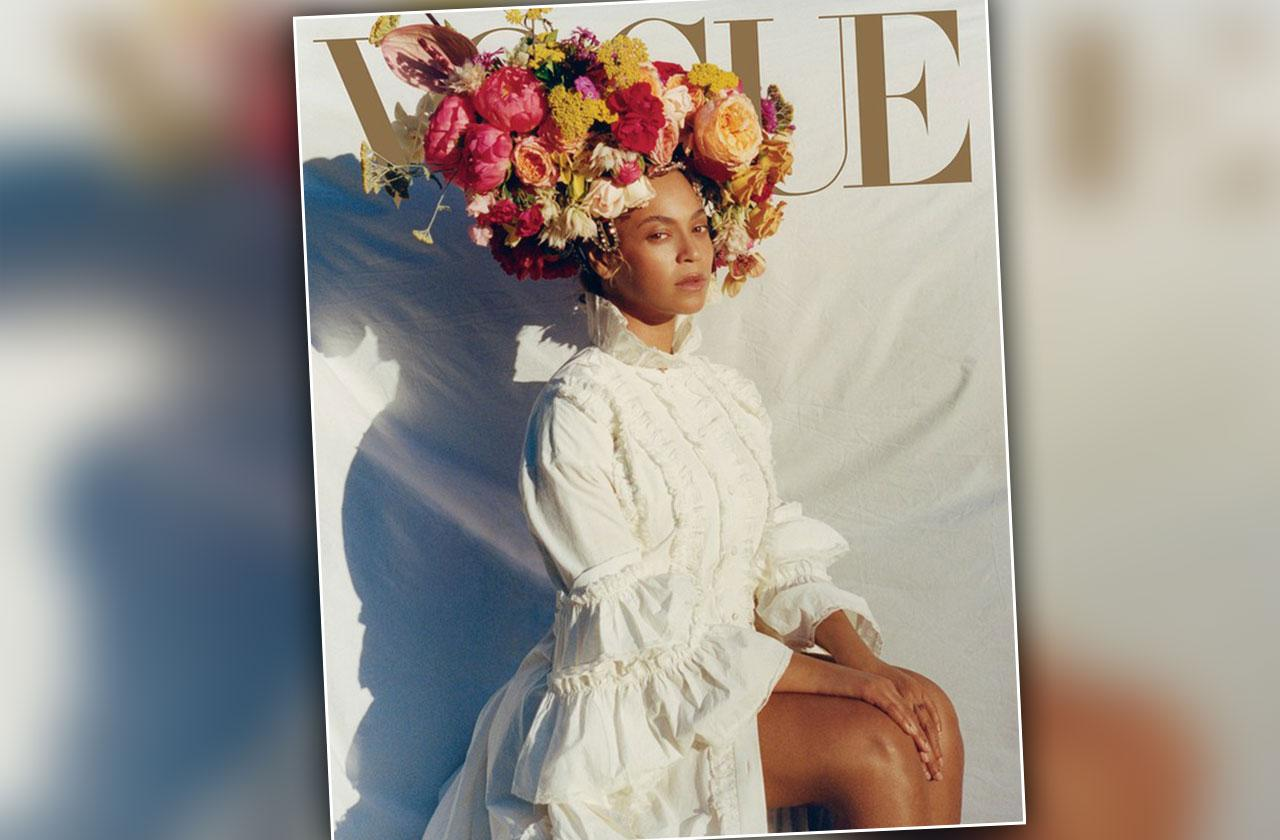 Beyonce Claims Life Danger Birth Twins Vogue