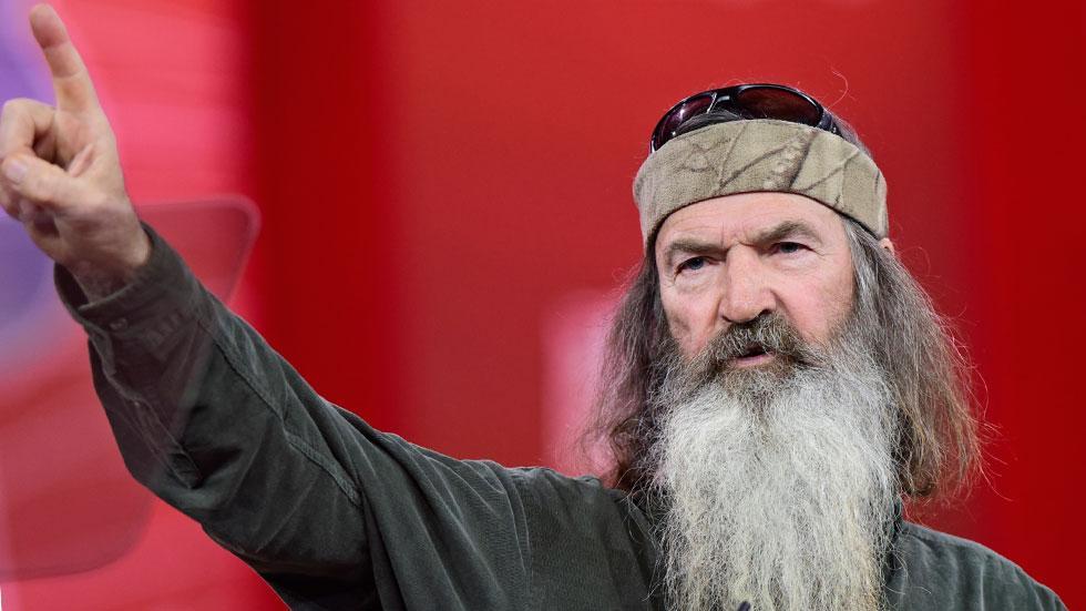 Duck Dynasty Atheist Scandal Phil Robertson Child Rape