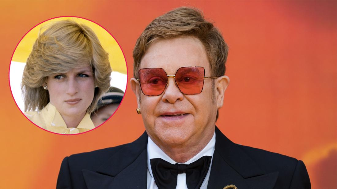 Elton John Reveals Richard Gere/ Sylvester Stallone Fight Over Princess Diana In Book
