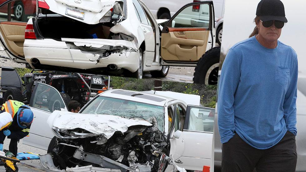 Bruce Jenner Accident Victim
