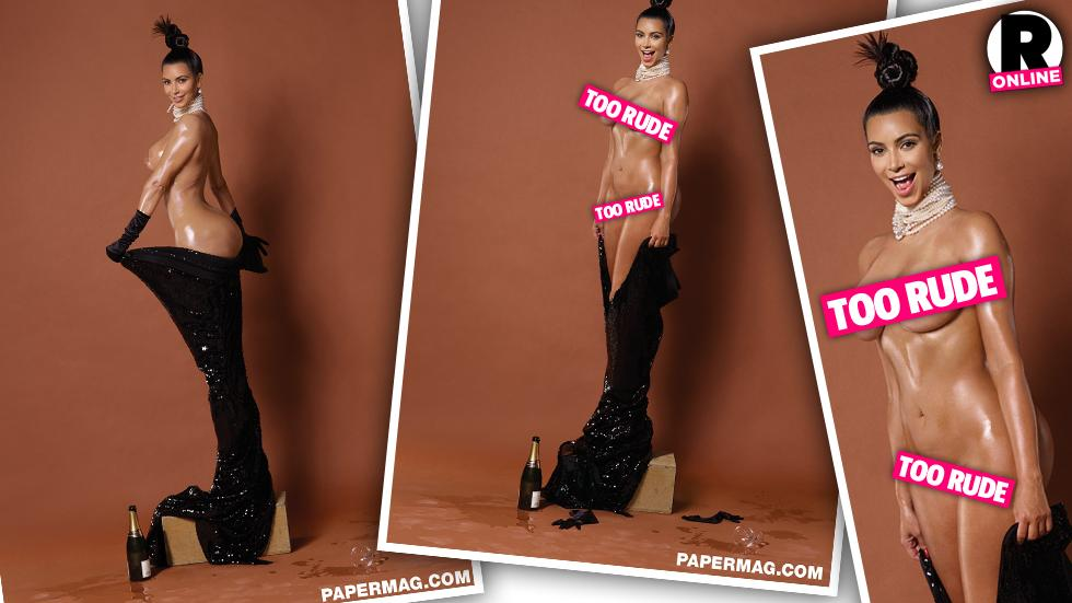 //kim kardashian paper magazine nsfw photos pp sl