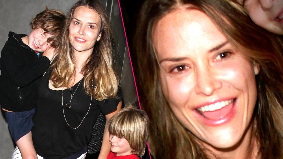 //back from the brink sober brooke mueller has moved on from druggie days friend says there was a lot of craziness pp sl