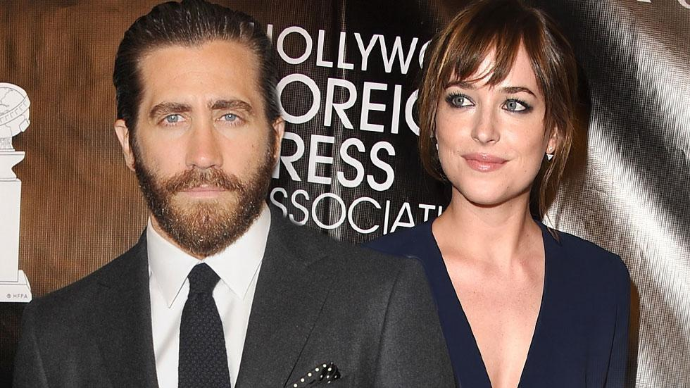 Jake Gyllenhaal Dakota Johnson Romance