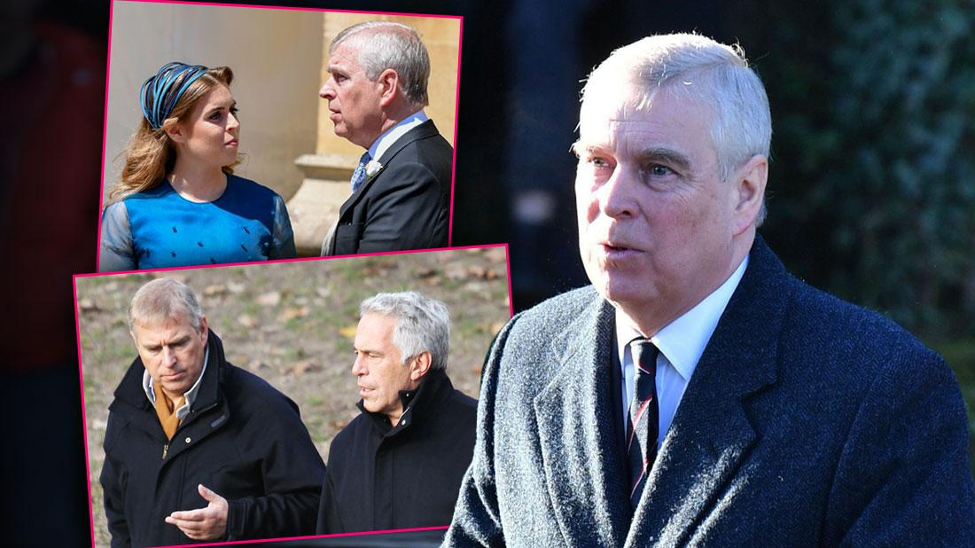 Prince Andrew: Looking Back At His Scandals On His 60th Birthday