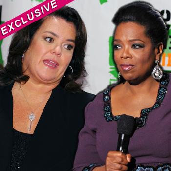 //rosie odonnell show cancelled oprah winfrey