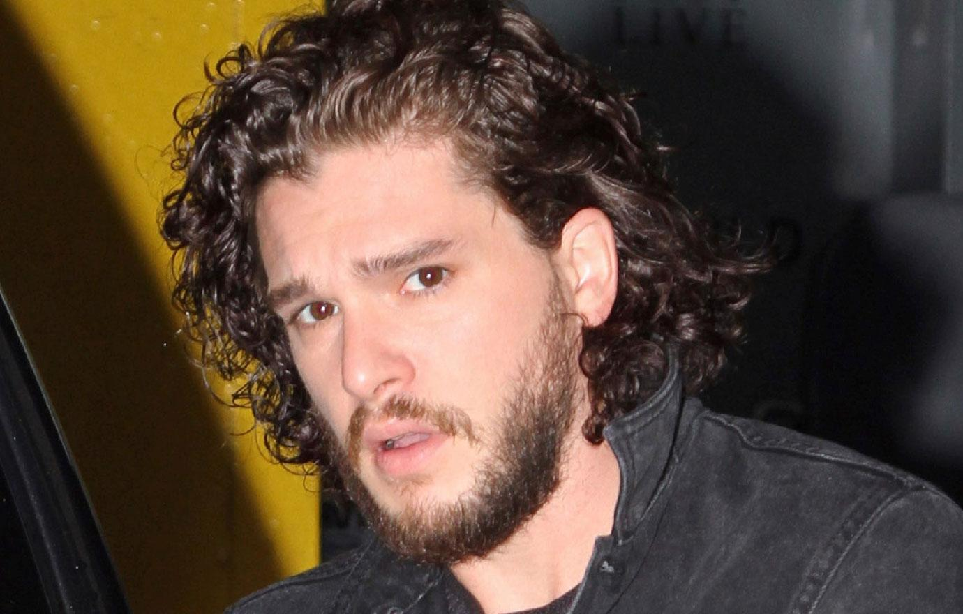 Game Of Thrones Kit Harington Drunk Pool Bar