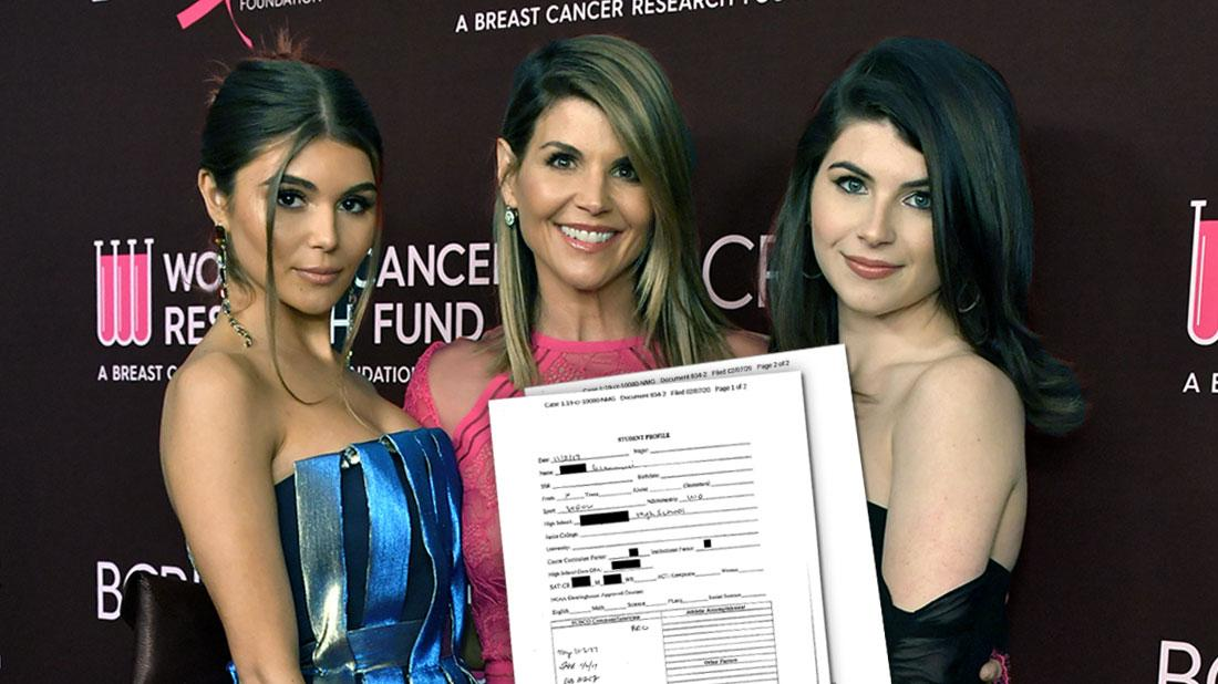 Fake Resume For Lori Loughlin's Daughter Exposed Amid College Bribery Court Battle