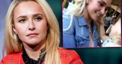 Hayden Panettiere Ditched daughter holidays
