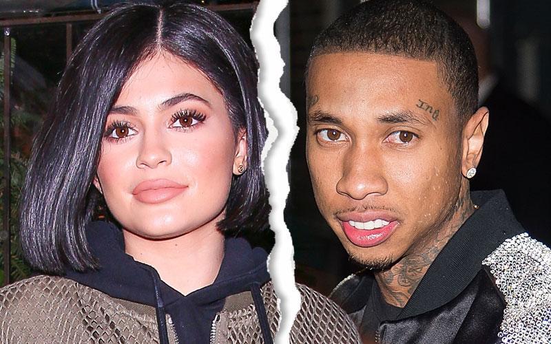 Kylie Jenner Tyga Split Breakup