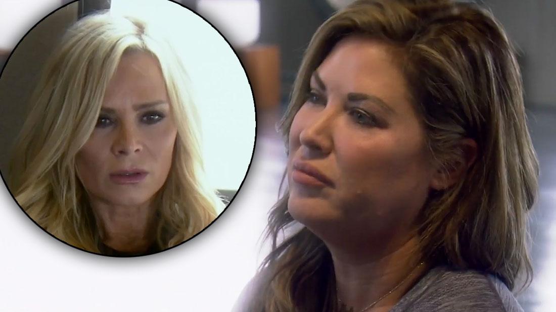 RHOC's Emily Simpson Says Tamra Judge Called Her Shrek