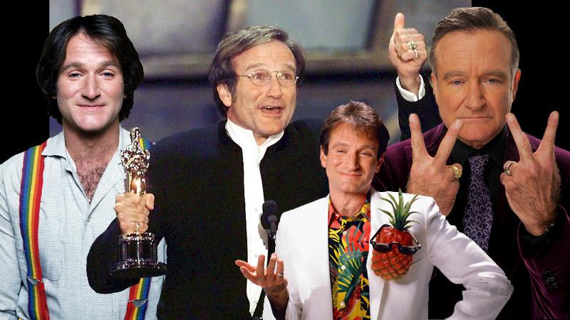 //robin williams years pp