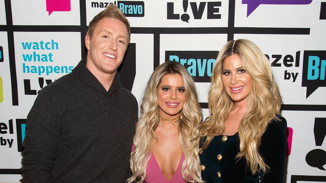 Kim Zolciak Lost $30,000 In Vegas During 'Chaotic' Family Vacation Filmed For 'Don't Be Tardy'