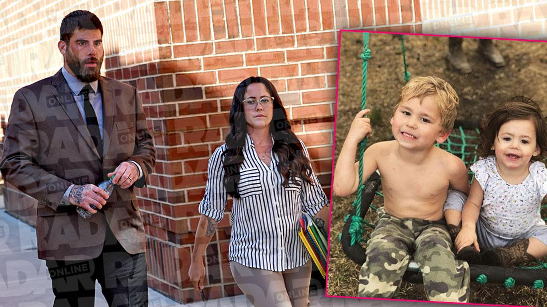 Jenelle Evans Fight To Regain Custody Of Children Will Go On For Months