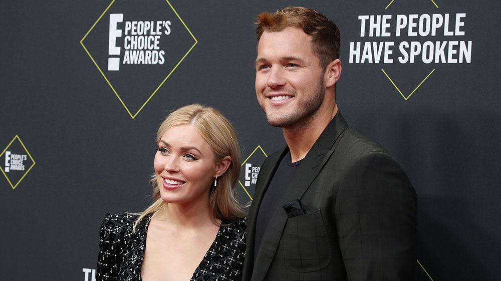 Former 'Bachelor' Star Colton Underwood Says Ex Cassie Randolph Dropped Restraining Order Against Him