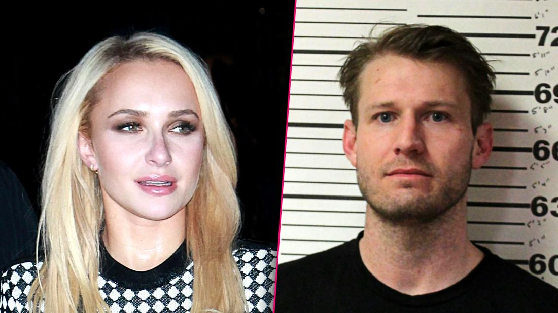 Hayden Panettiere Boyfriend Brian Hickerson Allegedly Hit Actress