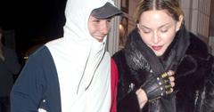 //madonna rocco ritchie reunited night together london pp