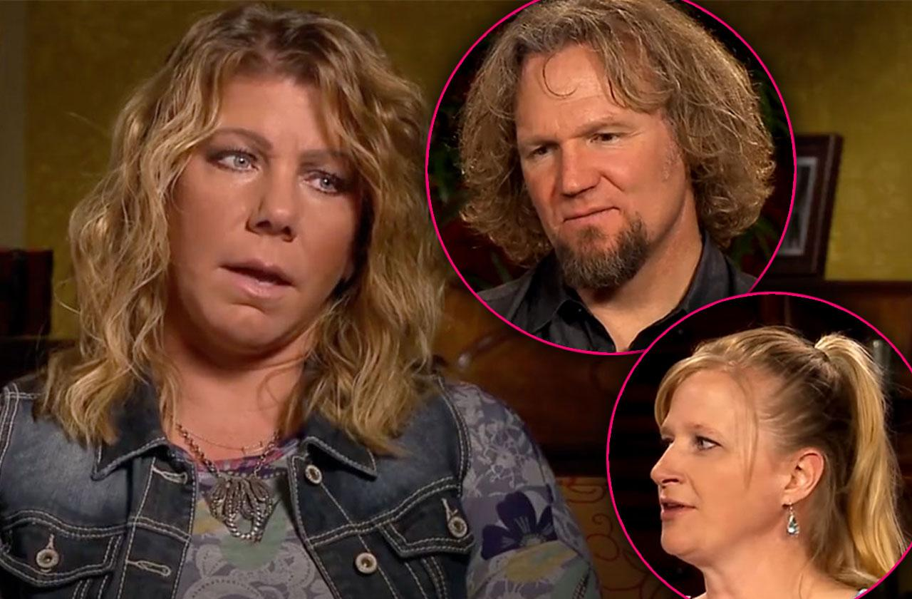 'Sister Wives' Star Meri Brown Snubs Husband Kody, Calls Someone Else Her 'True Love'