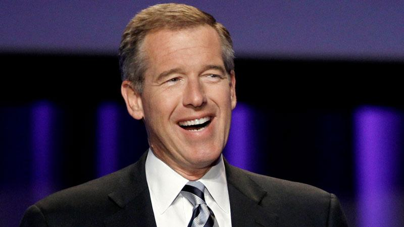 NBC Former President News Division Rehired - Brian Williams Return