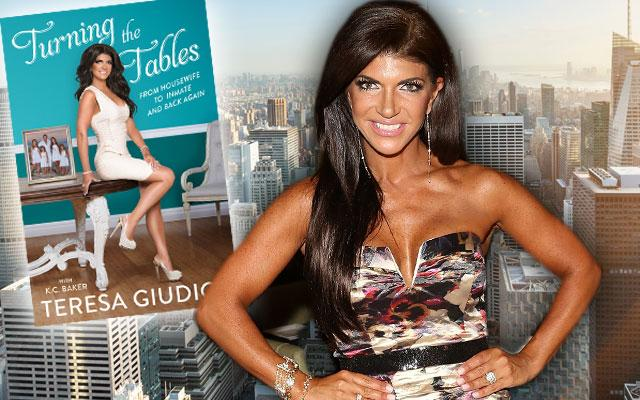 Teresa Giudice's Triumphant Return To New York City To Promote Book