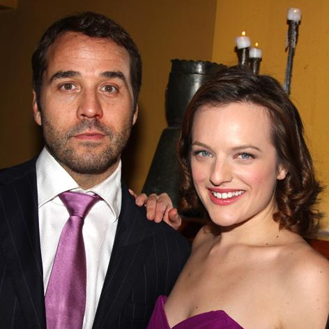 //jeremy piven elizabeth moss square getty