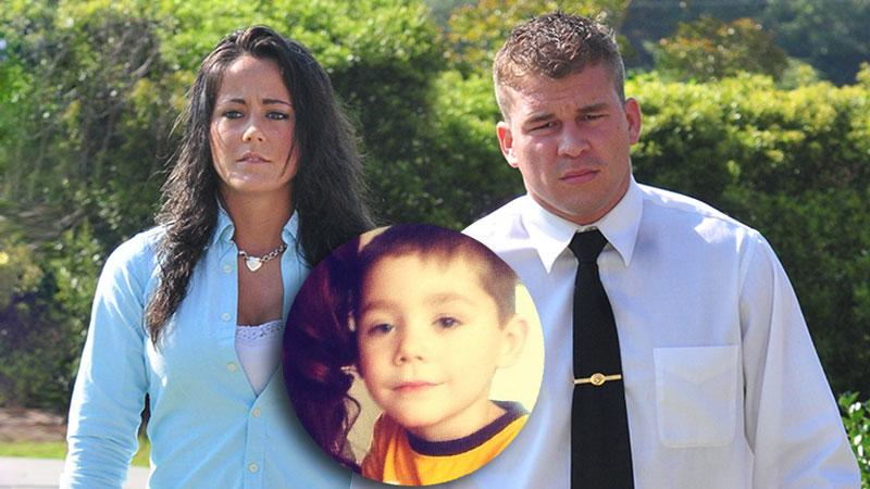 Jenelle Evans Nathan Griffith Fighting Jace