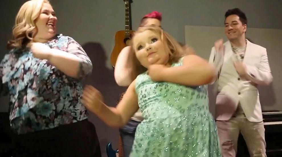 Honey Boo Boo Alana Thompson Music Video