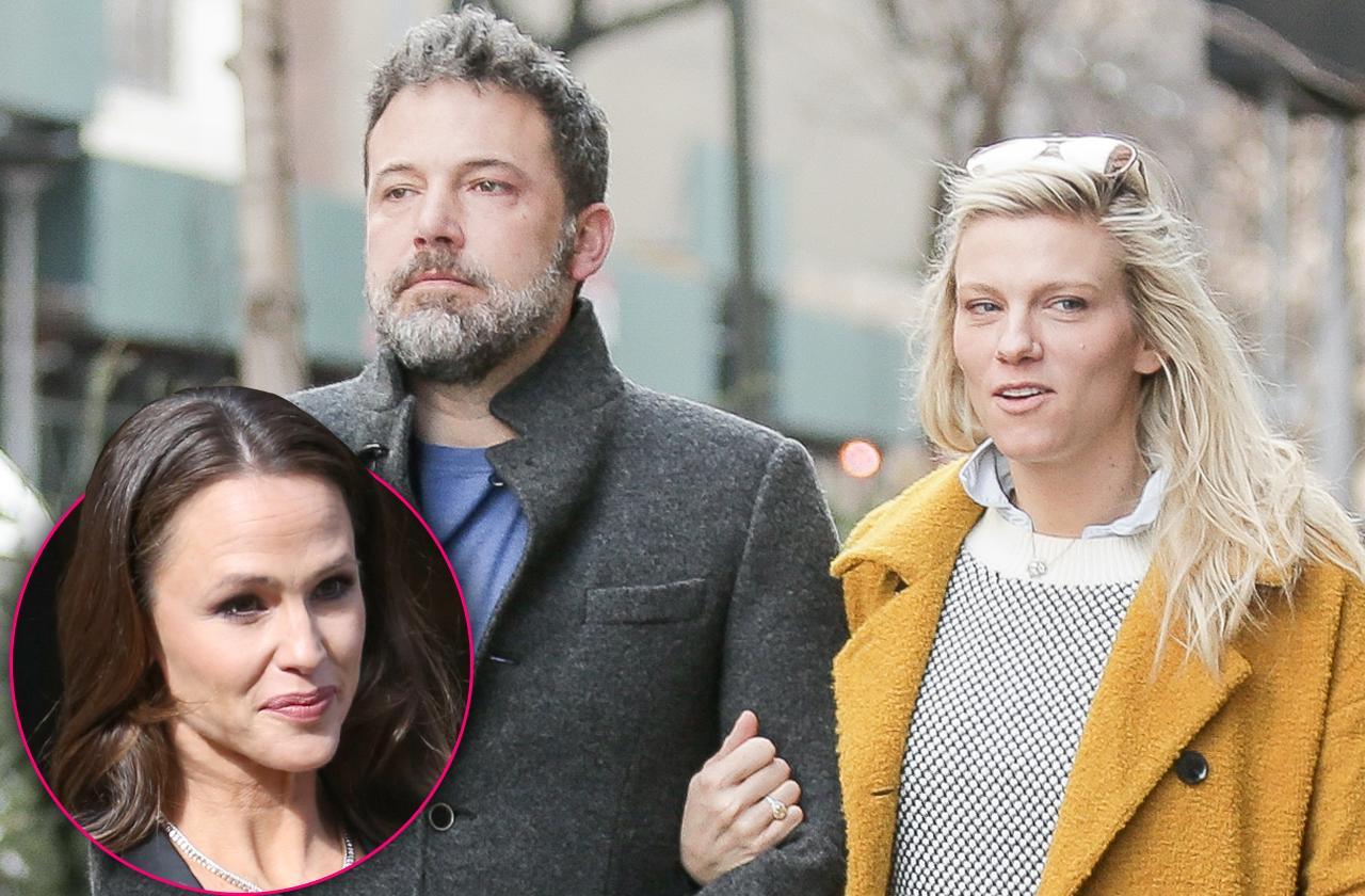 Jennifer Garner Blocks Ben Affleck Wedding Lindsay Shookus