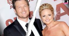 Blake Shelton Miranda Lambert Divorce Mom Family Clueless