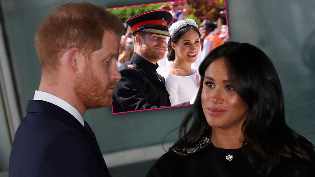 Meghan Markle & Prince Harry's Relationship Issues After Wedding