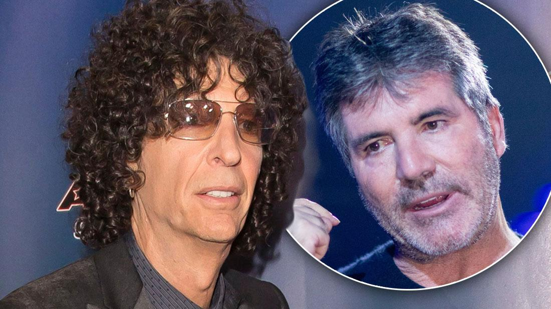 Howard Stern Slams Simon Cowell Again, Claims He Had Sex With Another Guy's Wife