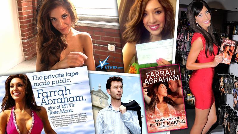 //farrah abraham sex novel pp sl