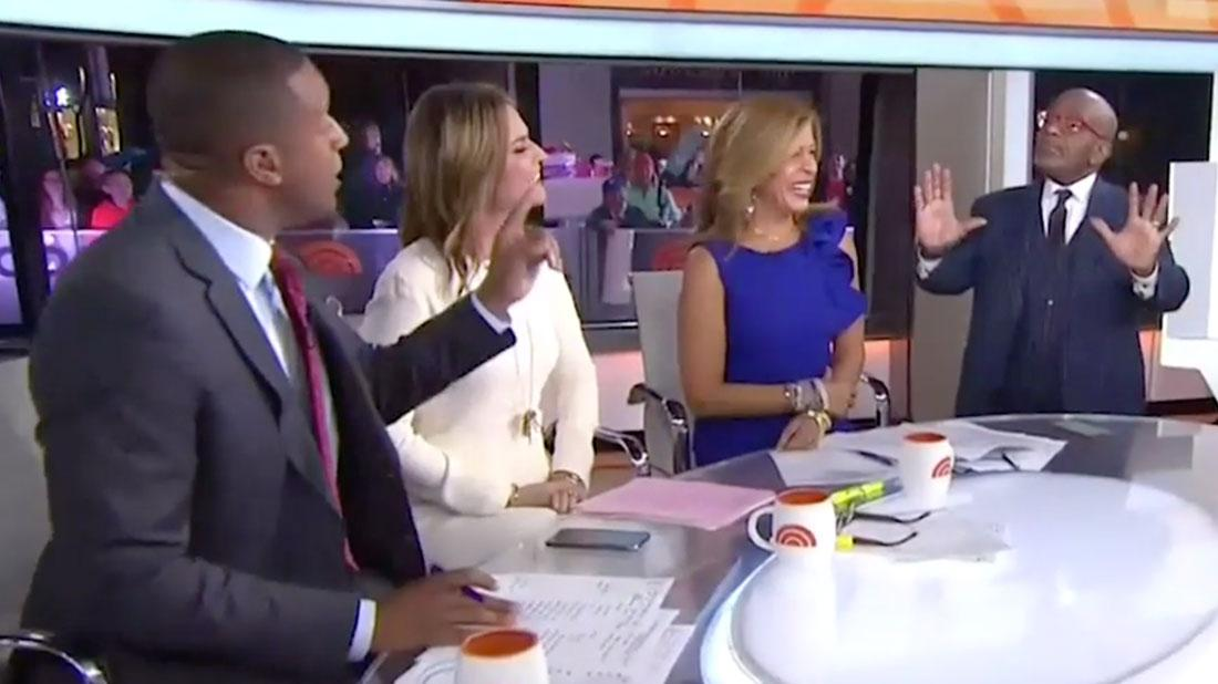 Craig Melvin Accuses Al Roker Of Inaccurate Weather Forecasts