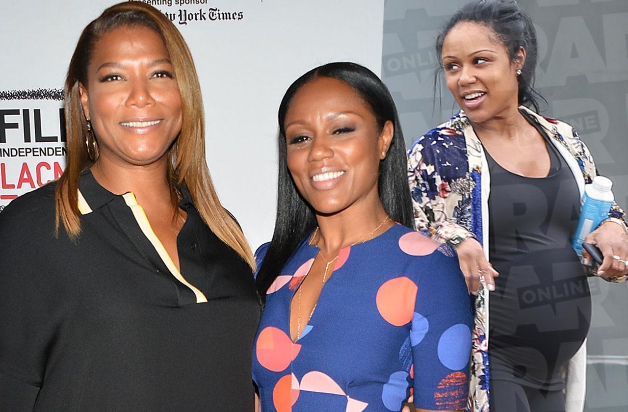 Queen Latifah Is Having Baby With Partner Eboni Nichols