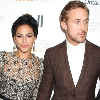 Eva Mendes and Ryan Gosling time out