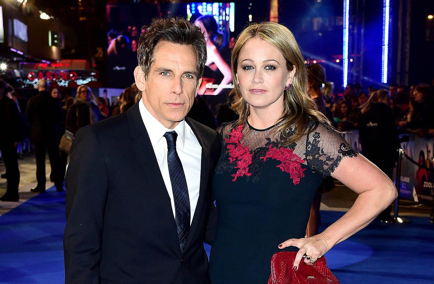 Ben Stiller Christine Taylor Marriage Scandals Split