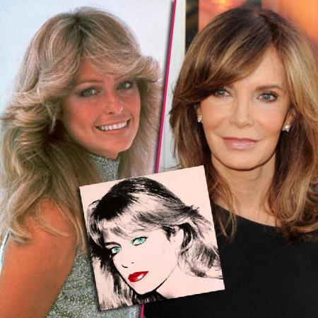 //farrah fawcett andy warhol jaclyn smith pp