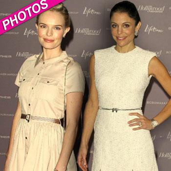 //kate bosworth bethenny frankel hollywood reporter breakfast wenn