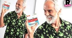 //tommy chong dwts new high promoting pot product smoke swipe pp sl