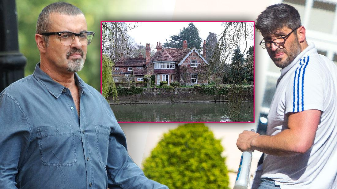 George Michael's Ex-Lover Fadi Fawaz Wrecks Home